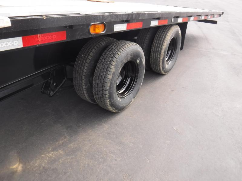 2021 MAXXD TDX10234 Flatbed Trailer