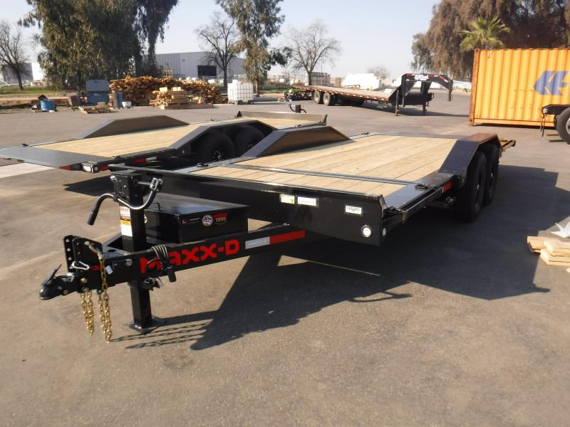 2021 MAXXD G6X10220 Equipment Trailer