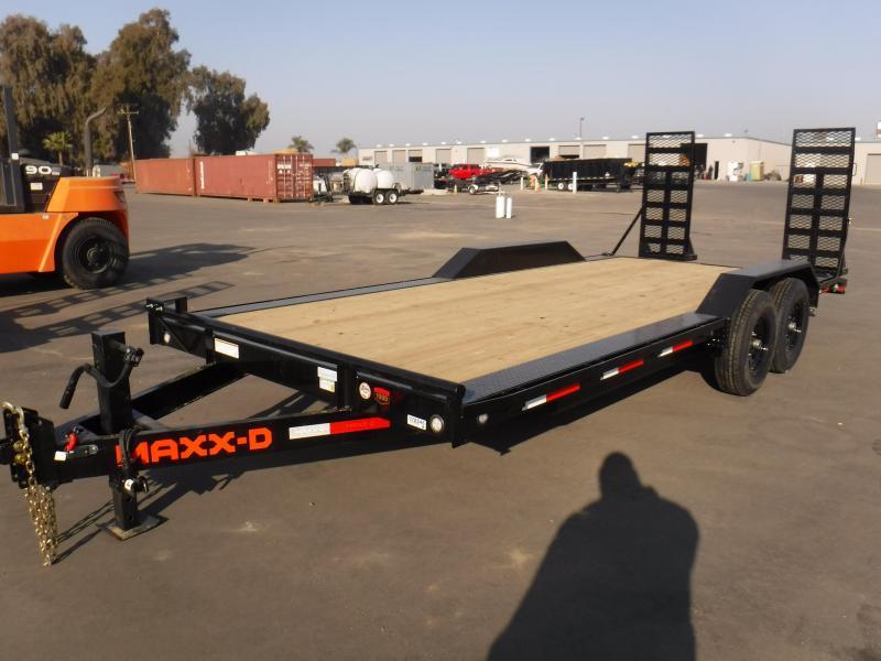 2021 MAXXD H6X10220 Equipment Trailer