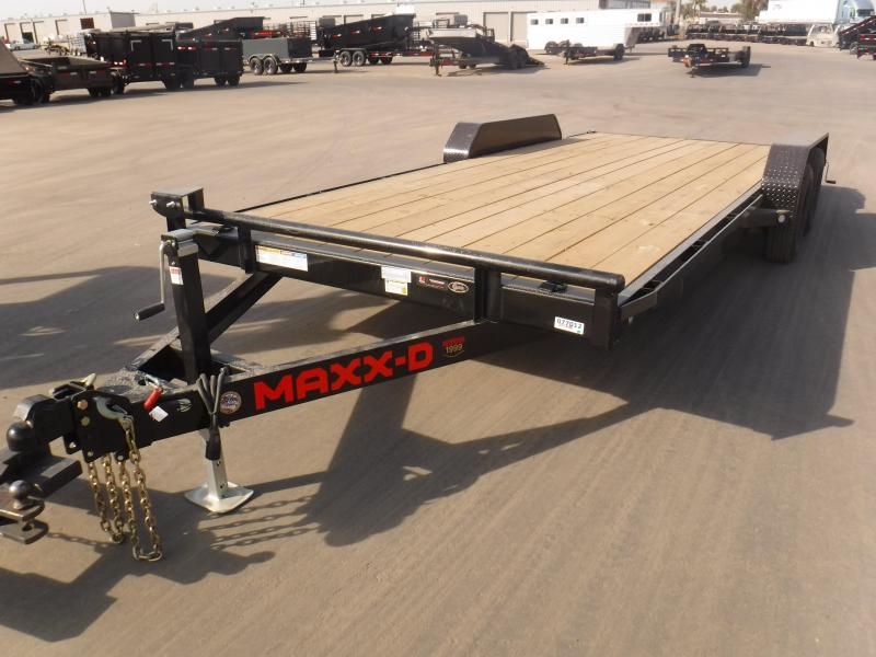 2021 MAXXD C5X8320 Equipment Trailer