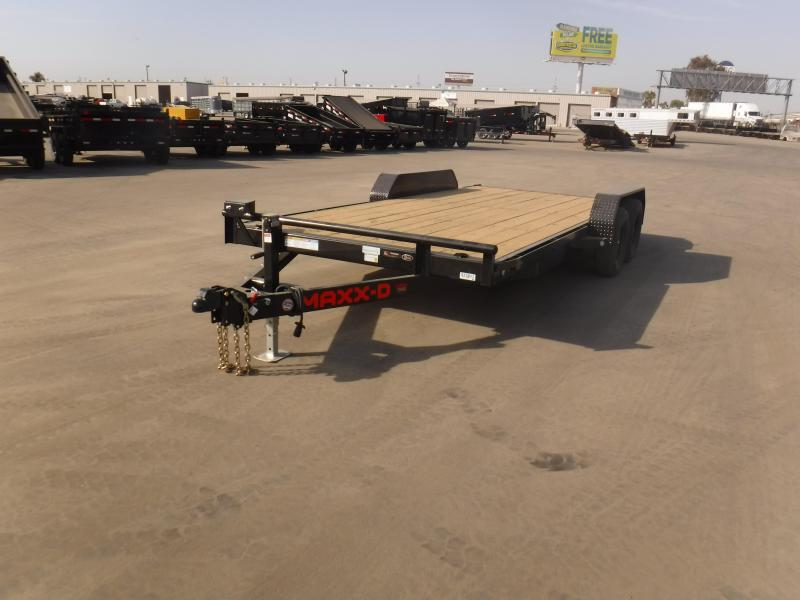 2021 MAXXD C5X8320 Equipment Trailer