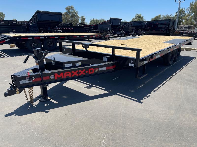 2021 MAXXD DOX10220 Equipment Trailer