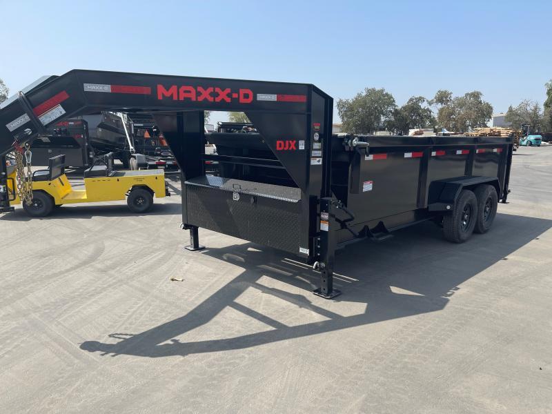 2022 MAXXD DJX8316G Dump Trailer