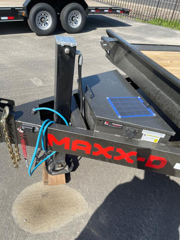 2021 MAXXD T6X10224 Flatbed Trailer
