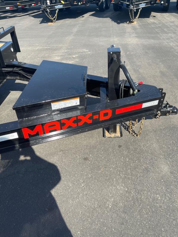 2021 MAXXD TOX10224 Equipment Trailer