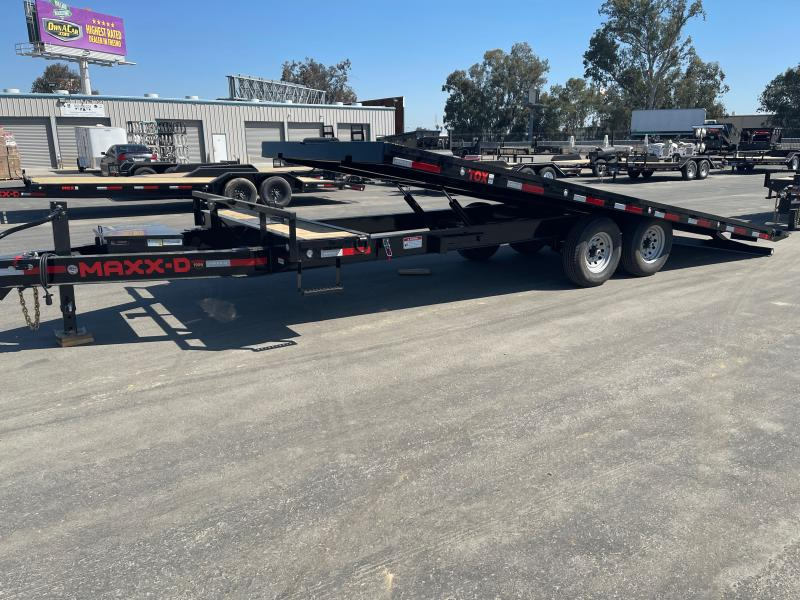 2021 MAXXD TOX10224 Equipment Trailer