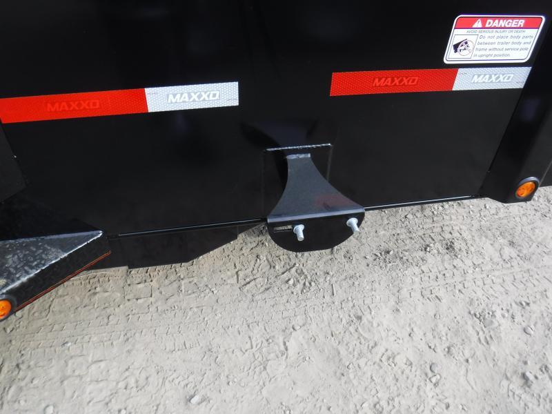 MAXXD 83 LOW-PRO DUMP Dump Trailer