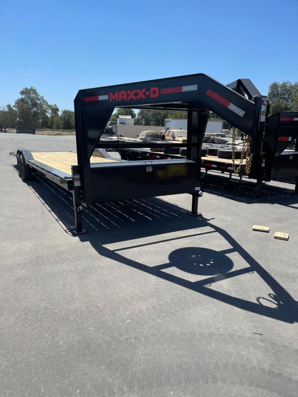 2021 MAXXD T8X10232G Equipment Trailer