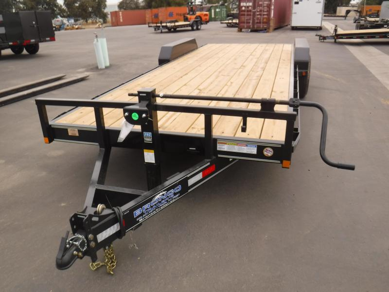 2021 Other 83X22BP Equipment Trailer