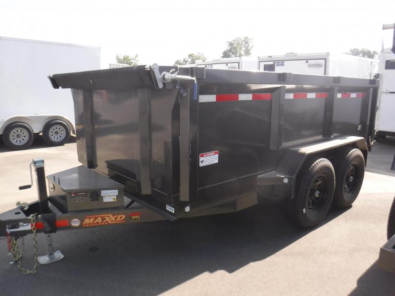 2020 MAXXD D7X7212 Dump Trailer