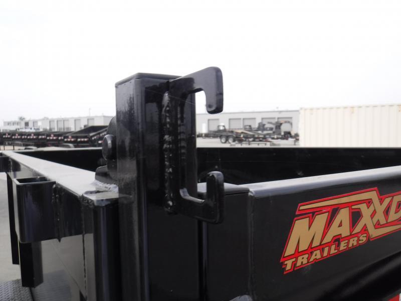MAXXD 83 DUMP Dump Trailer