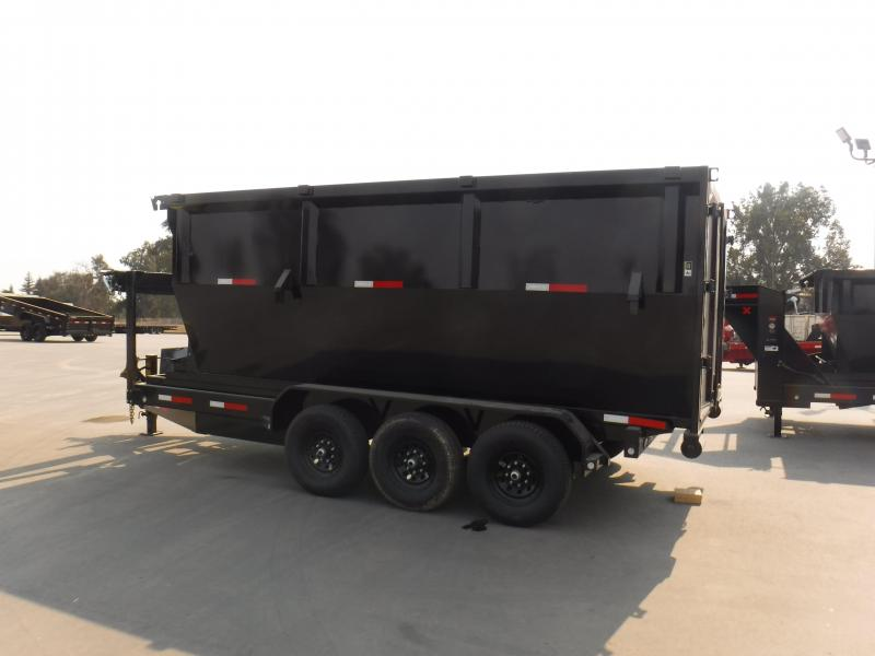 2021 MAXXD RPX8316 Dump Trailer