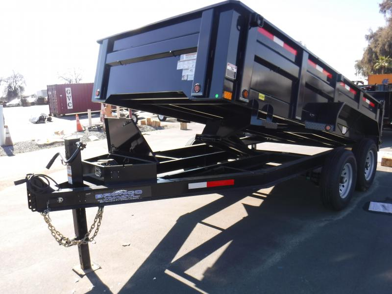 2021 Other DT8314072 Dump Trailer