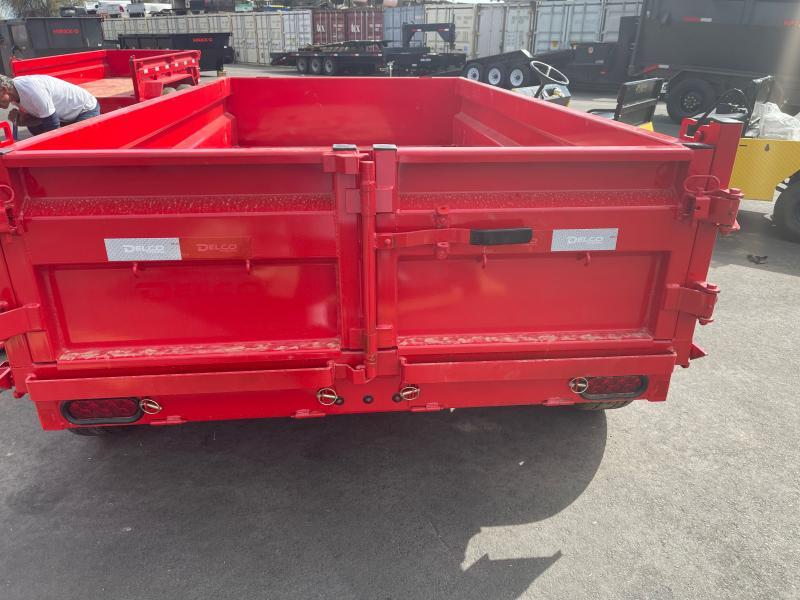 2021 Other D610A32WR Dump Trailer