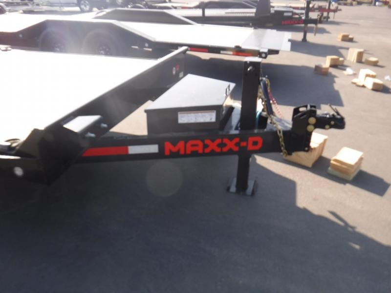 2021 MAXXD G6X8324 Equipment Trailer