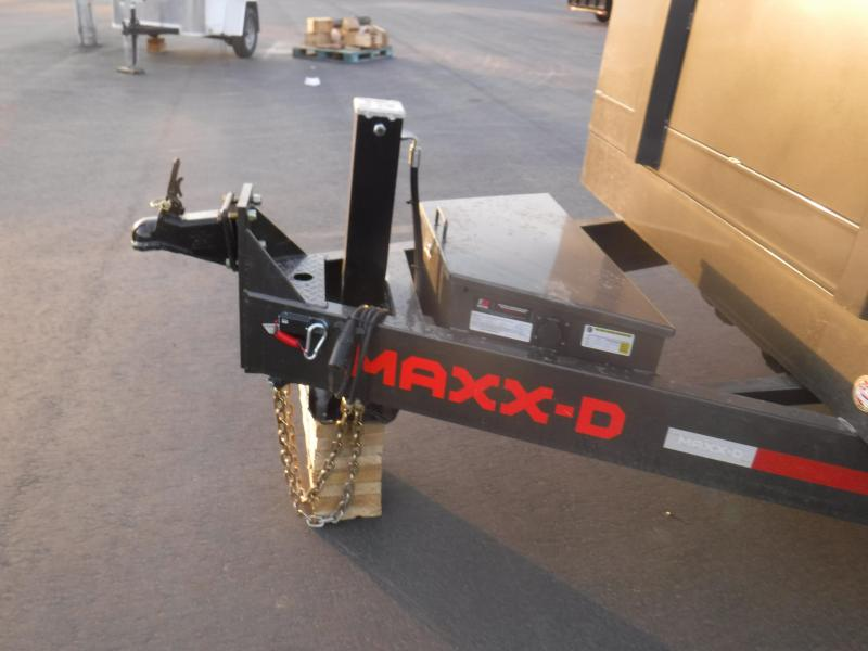 2021 MAXXD DHX8316 Dump Trailer