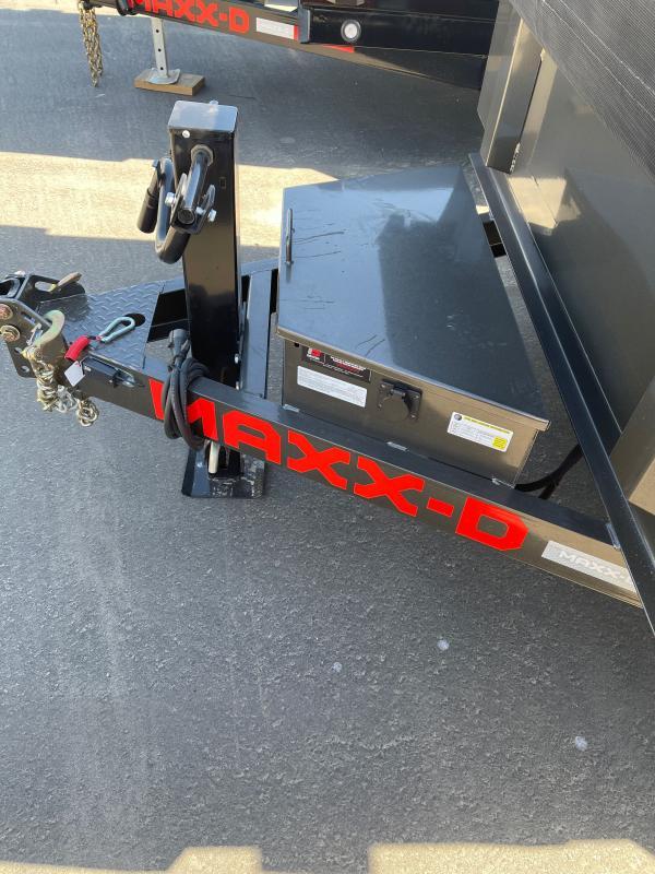 2021 MAXXD D7X7212 Dump Trailer