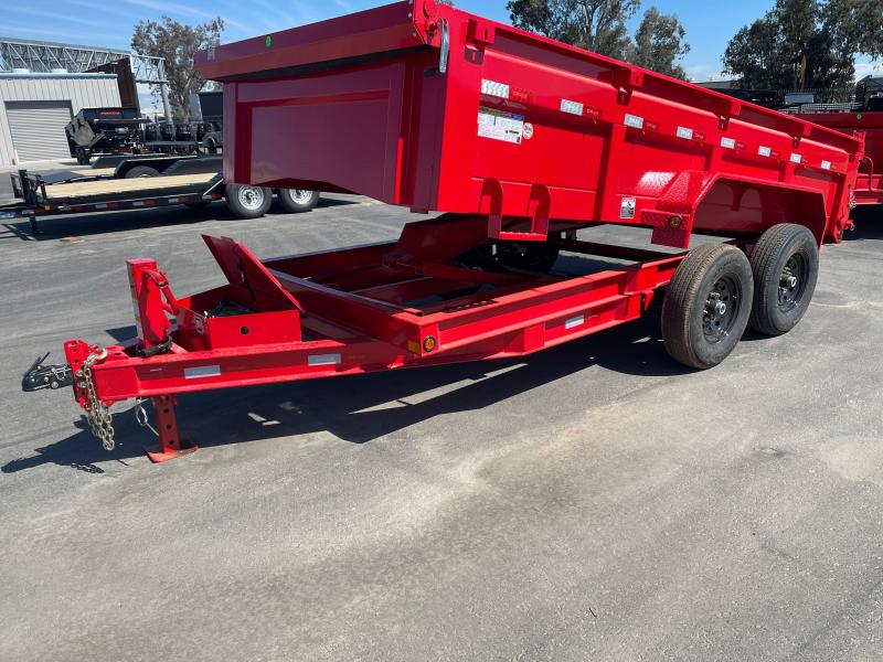 2021 Other D814A72WR Dump Trailer