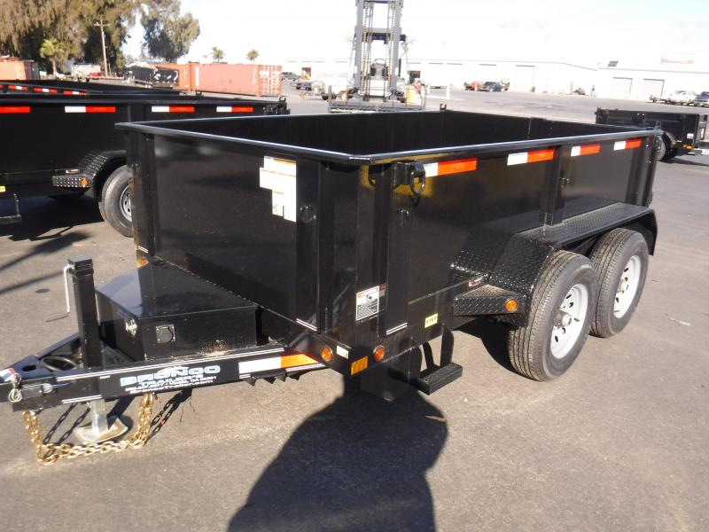 2021 Other DL7210062 Dump Trailer
