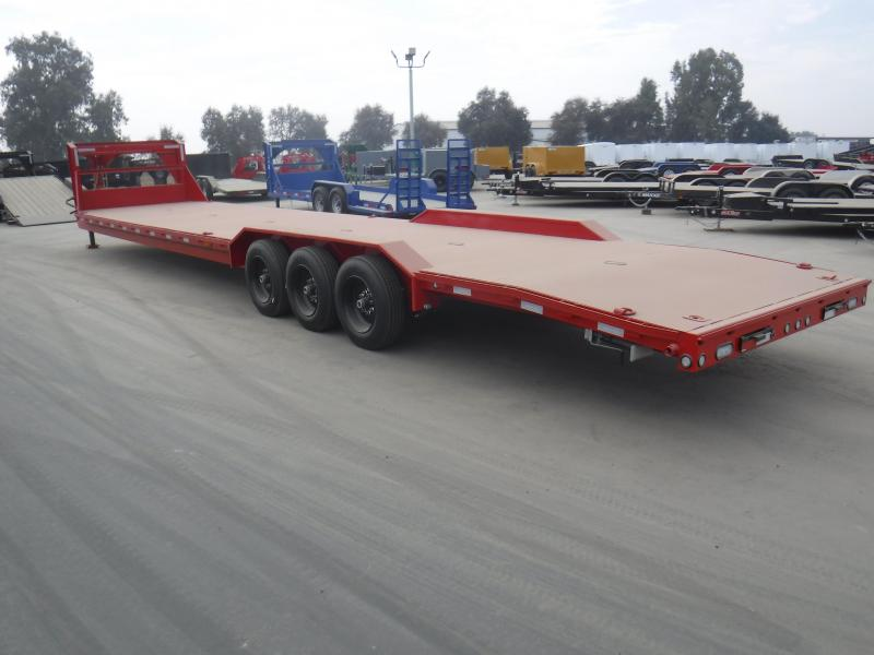 MAXXD 8'' CHANNEL BUGGY Flatbed Trailer