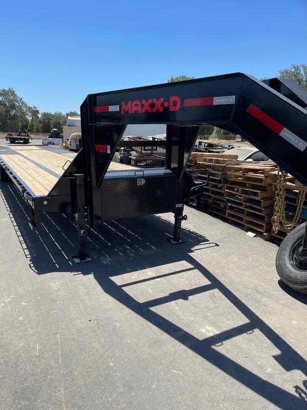 2021 MAXXD YDX10240 Equipment Trailer