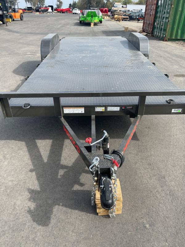 2021 MAXXD C3M8320 Equipment Trailer
