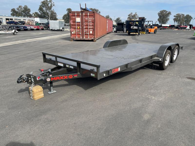 2021 MAXXD C3M8320 Equipment Trailer