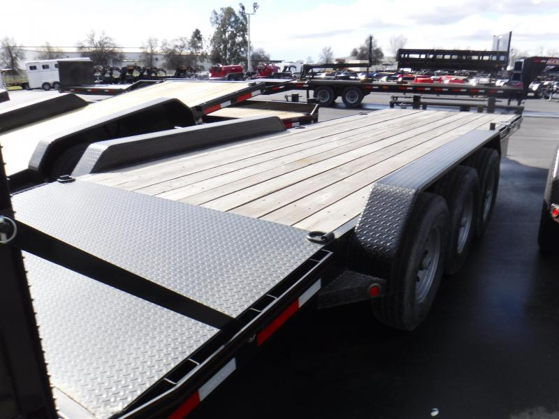 2018 MAXXD 8 CHANNEL CARHAULER Equipment Trailer