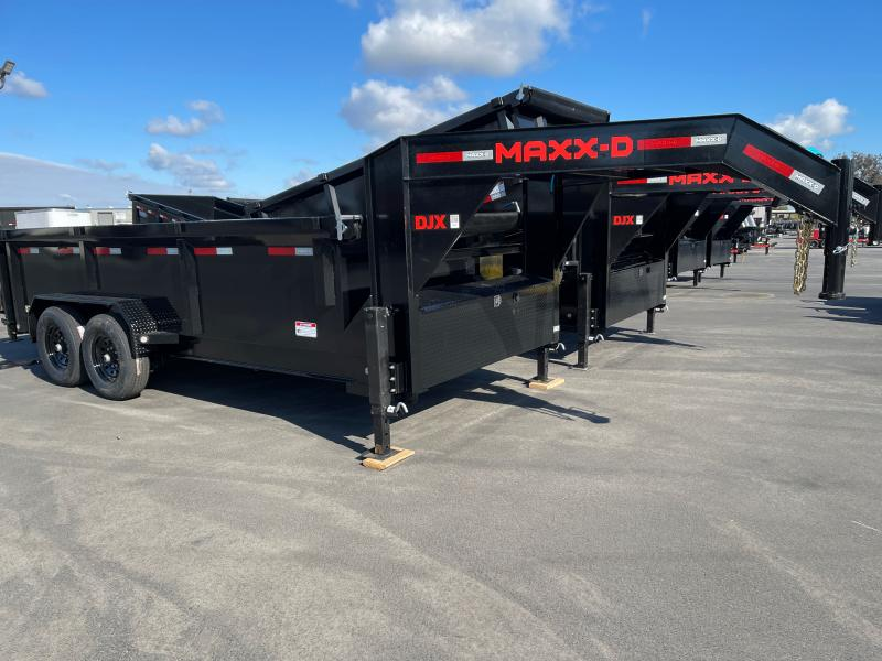 2021 MAXXD DJX8316G Dump Trailer