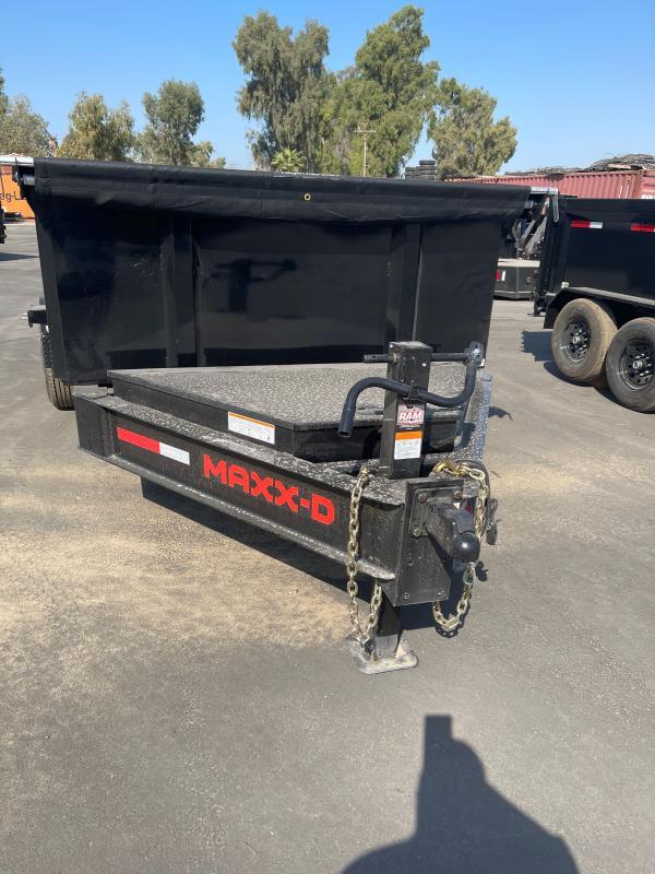 2022 MAXXD DHX8316 Dump Trailer