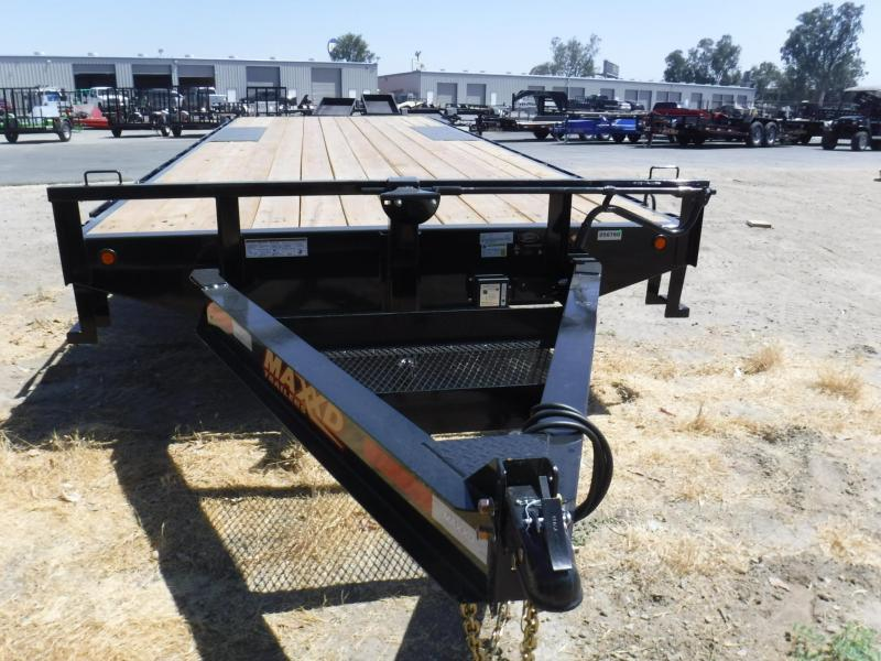 Maxxd Trailers 14K DECKOVER Equipment Trailer
