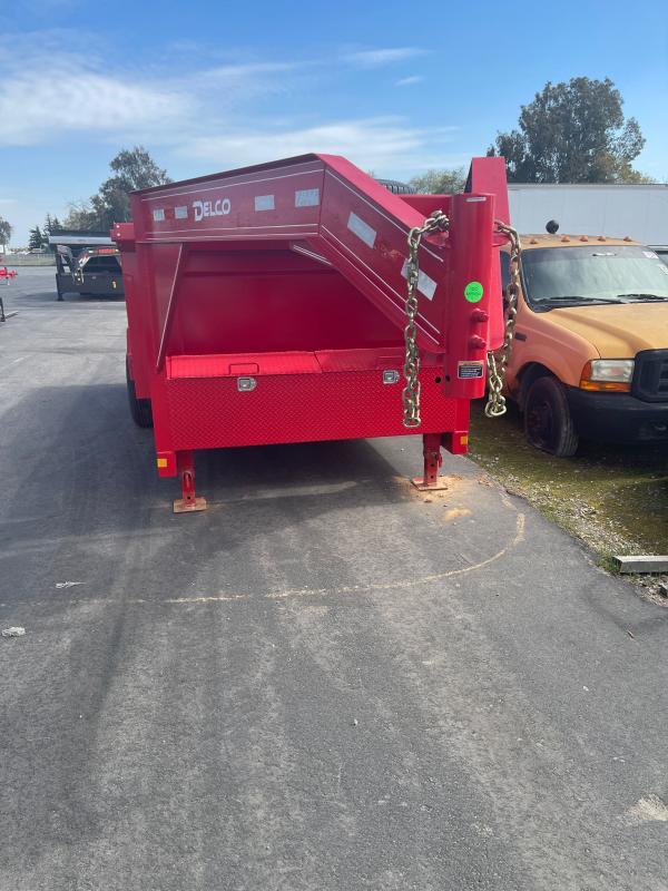 2021 Other D814R72WR Dump Trailer