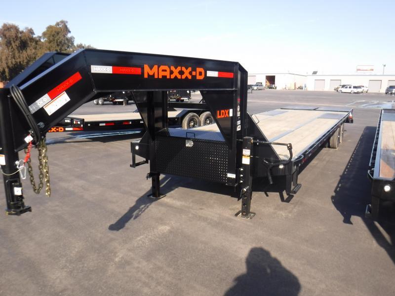 2021 MAXXD YDX10240 Flatbed Trailer