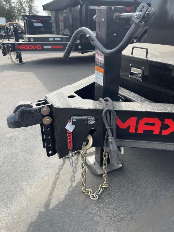 2022 MAXXD DTX8314 Dump Trailer