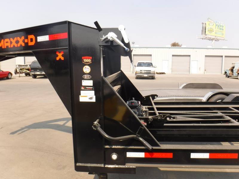 2021 MAXXD ROX8314G Dump Trailer