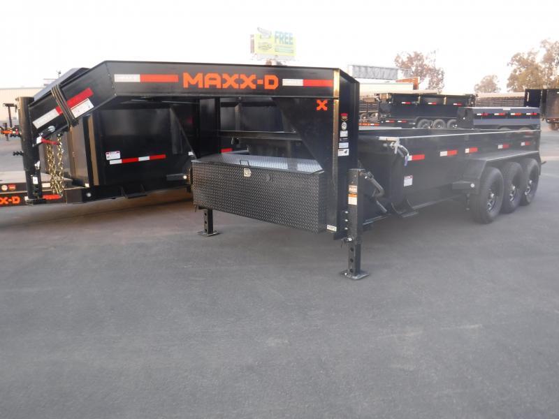 2021 MAXXD DT8316G Dump Trailer