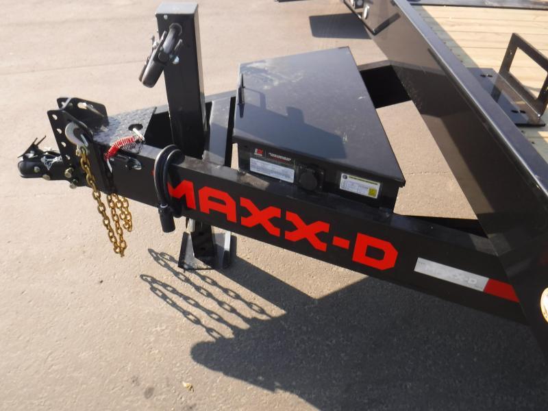 2021 MAXXD T6X10224 Equipment Trailer