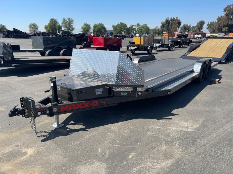 2021 MAXXD N5X8324 Enclosed Cargo Trailer