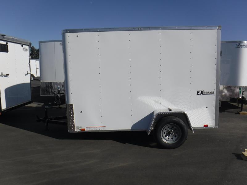 2021 Cargo Express EX6X12S12 Enclosed Cargo Trailer