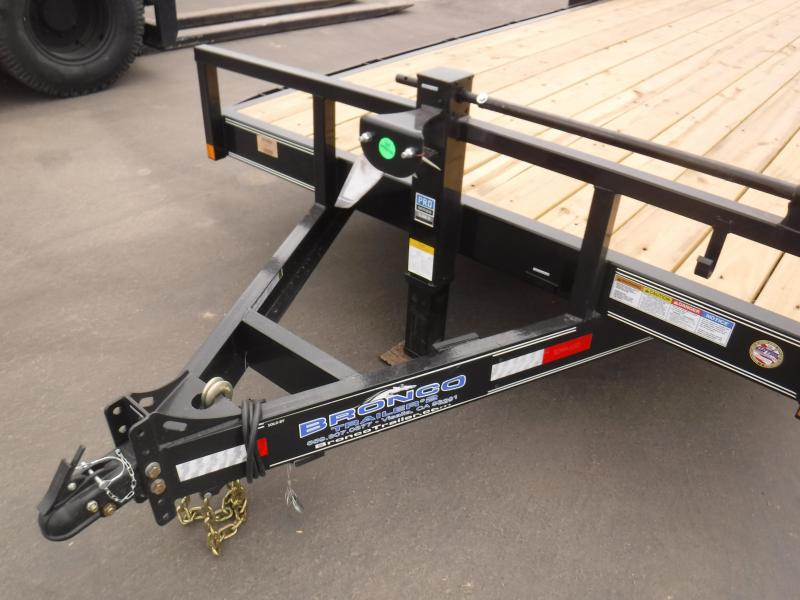 2021 Other 83X20BP Equipment Trailer