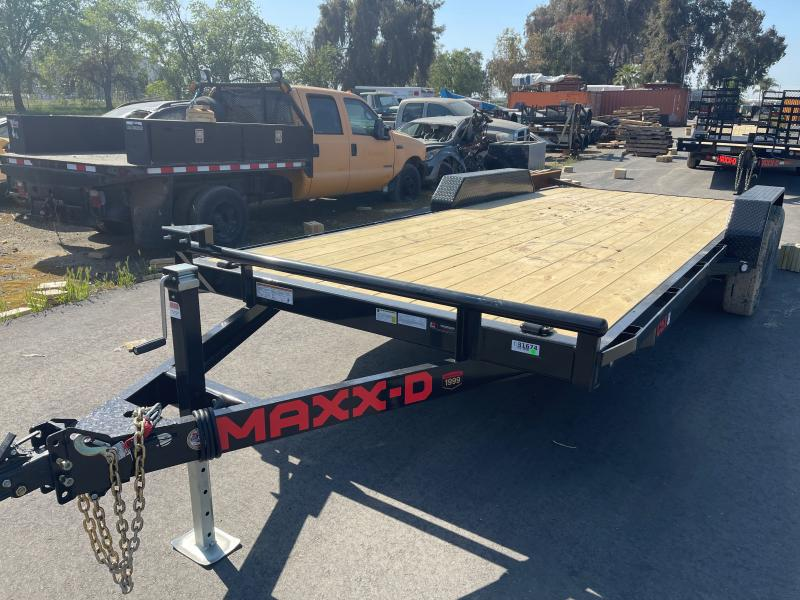 2021 MAXXD C5X8320 Car / Racing Trailer