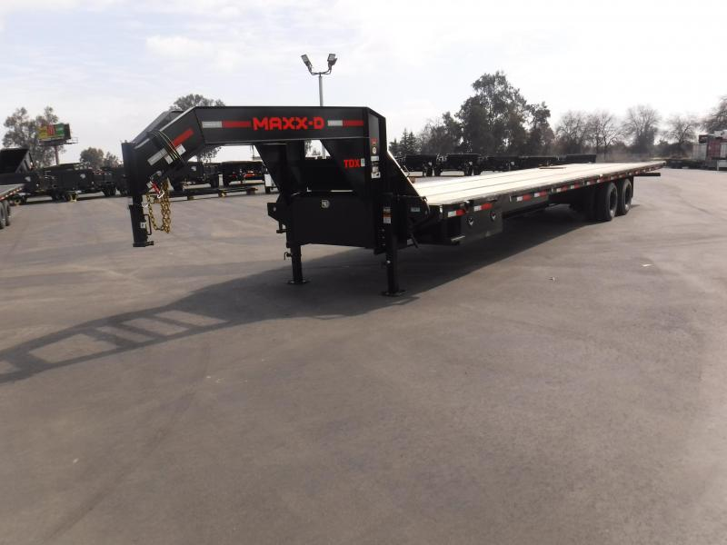 2021 MAXXD TDX10240 Equipment Trailer