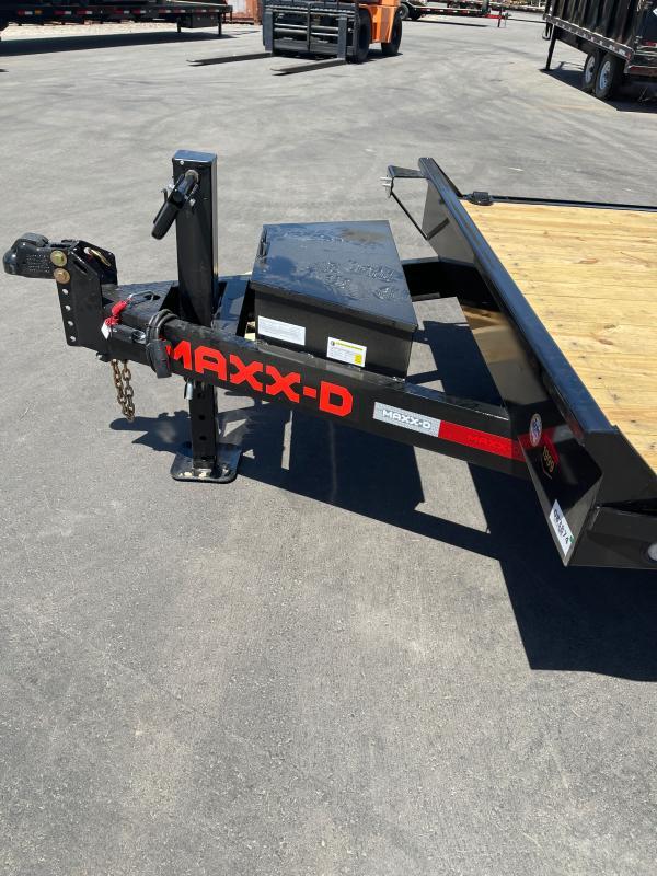 2021 MAXXD G6X8320 Equipment Trailer