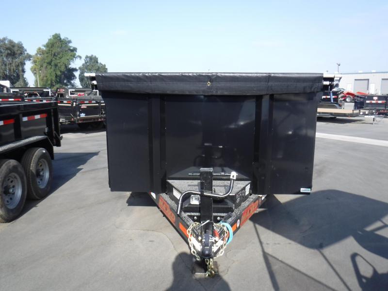 Maxxd Trailers 83 LO-PRO Dump Trailer