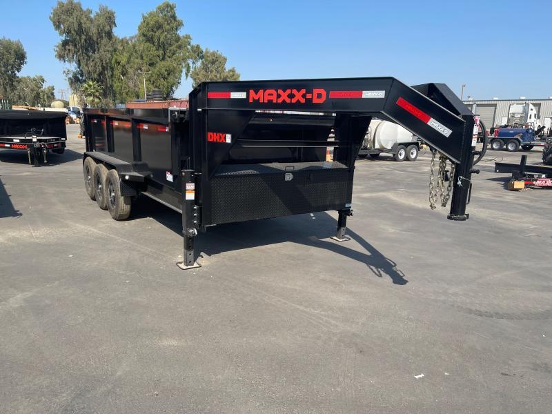 2022 MAXXD DHX8316G Dump Trailer