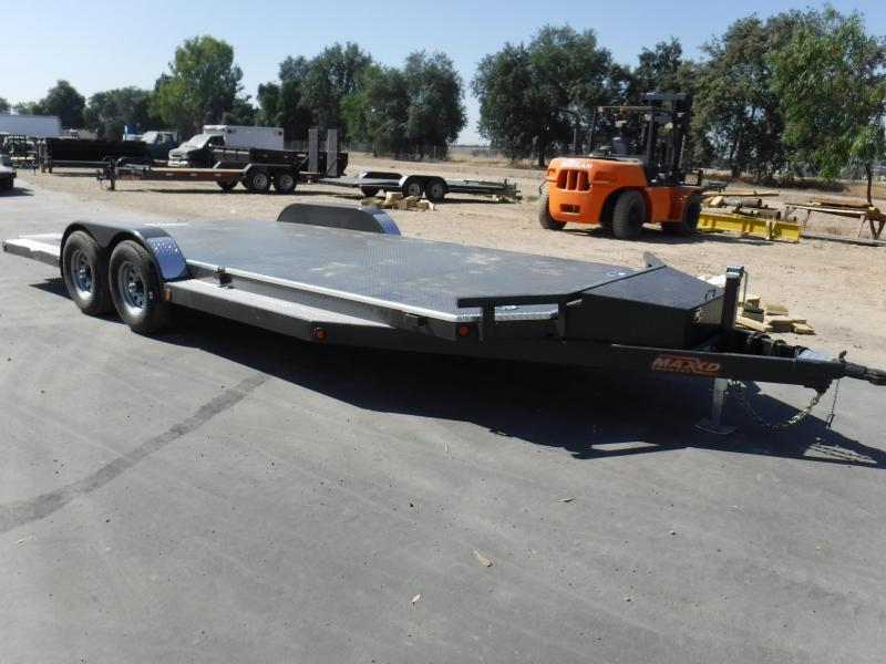 Maxxd Trailers 5 TUBING CAR HAULER Car / Racing Trailer