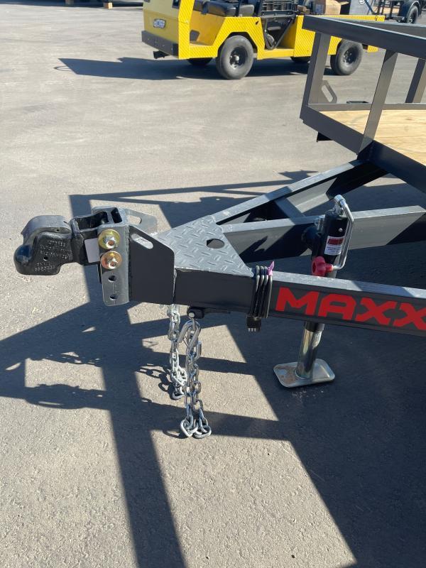 2022 MAXXD S3X7712 Utility Trailer