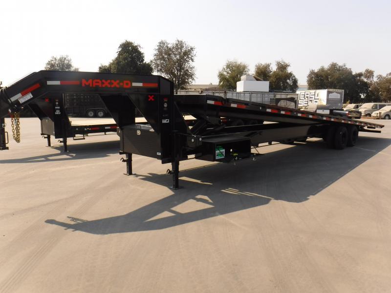 2021 MAXXD TDX10240 Equipment Trailer