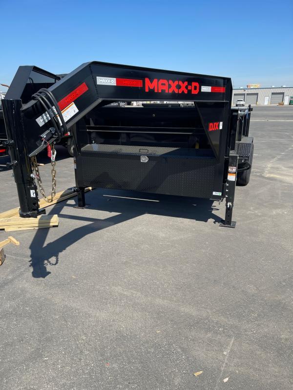 2021 MAXXD DJX8314G Dump Trailer