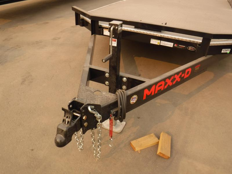 2021 MAXXD N5X8318 Car / Racing Trailer